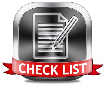 security-checklist