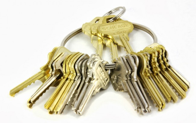 5 Tips To Not Losing Your Keys