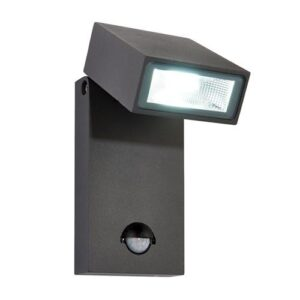 high level security sensor light