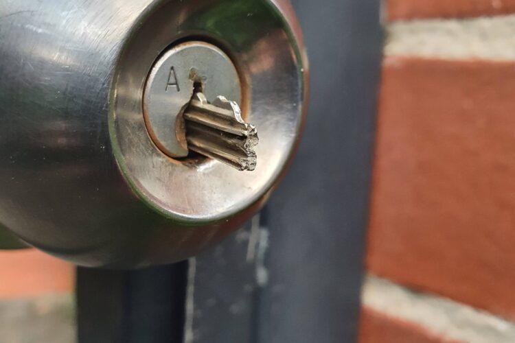 The Matter of Removing Broken Keys