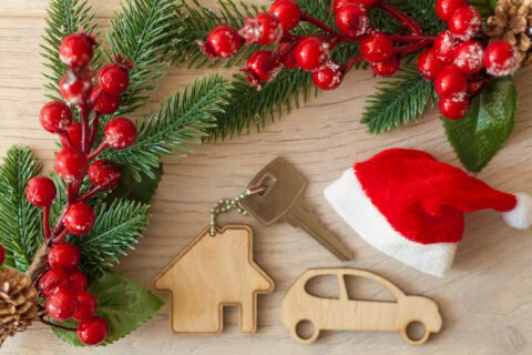 Happy Holidays from Lock, Stock & Barrel Locksmiths